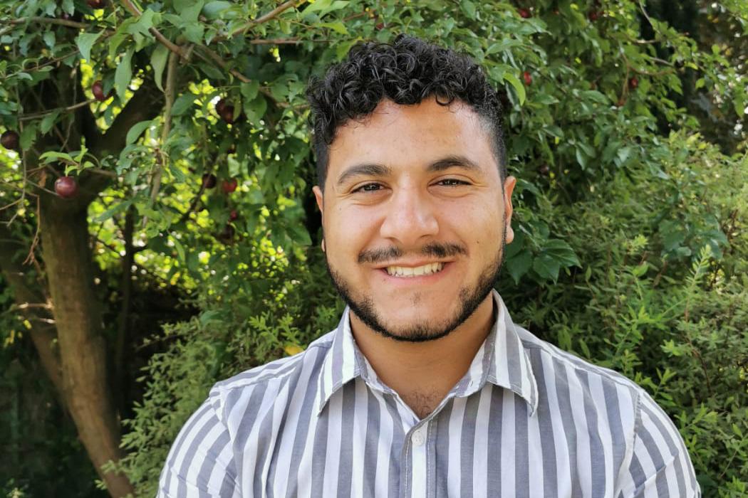 Hassan Tormos (Auszubildender)